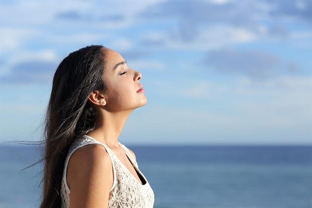 セロトニン呼吸法