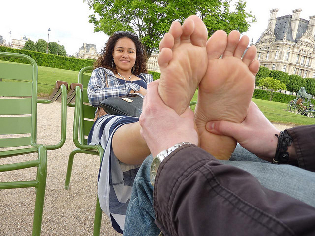 足の裏 ツボ
