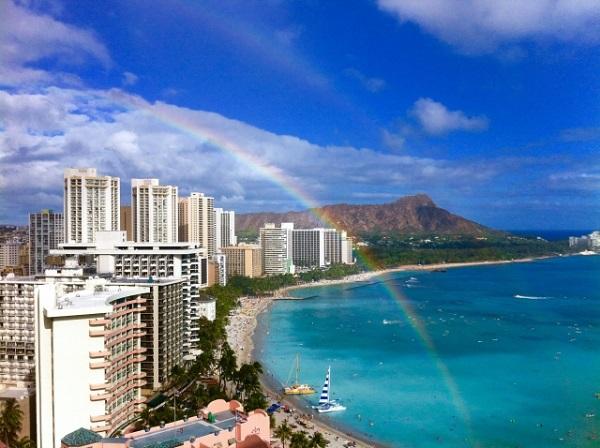 ハワイ,オアフ島,パワースポット,スピリチュアル