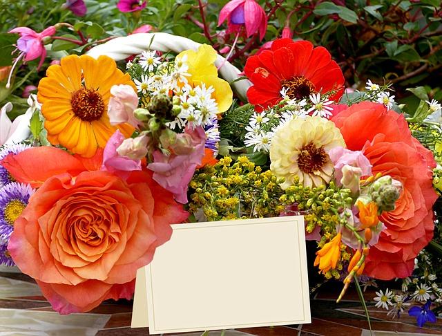 夢占い 花