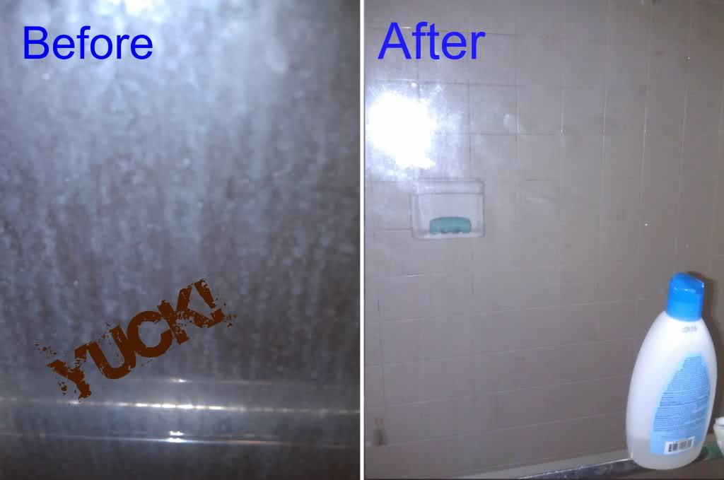 Image Result For How To Clean Glshower Doors With Vinegar