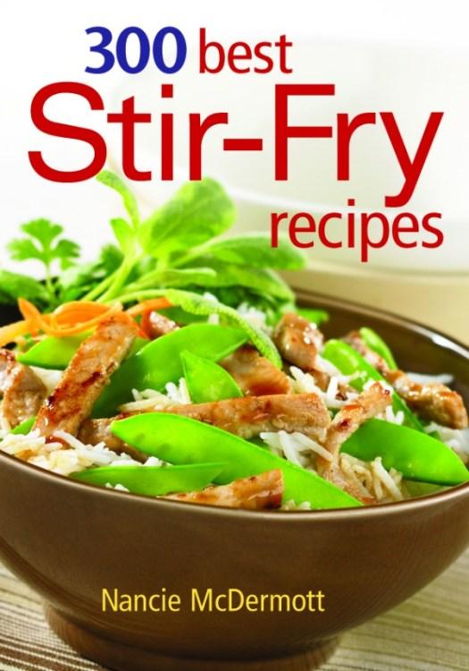 300 best Stir-Fry recipes cookbook review