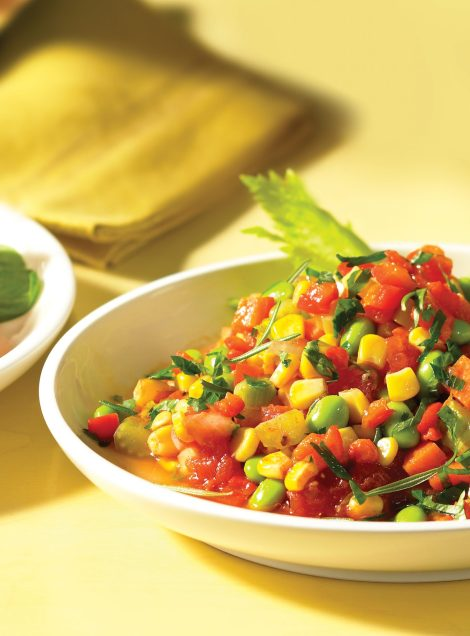 New Age Succotash in Slow Cooker Recipe