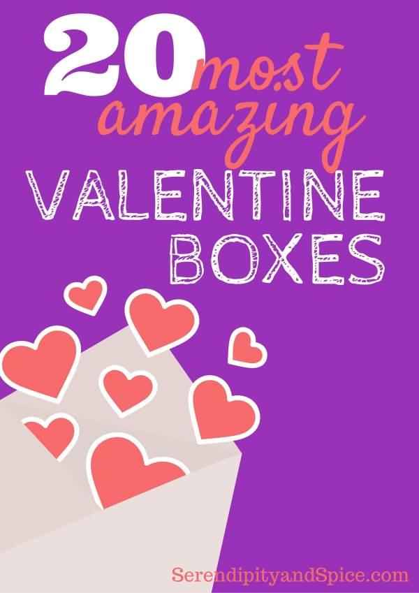 Amazing Valentine Box Ideas