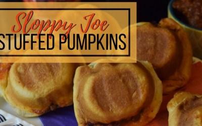 Sloppy Joe Stuffed Pumpkins – Cooking With Kids Recipe