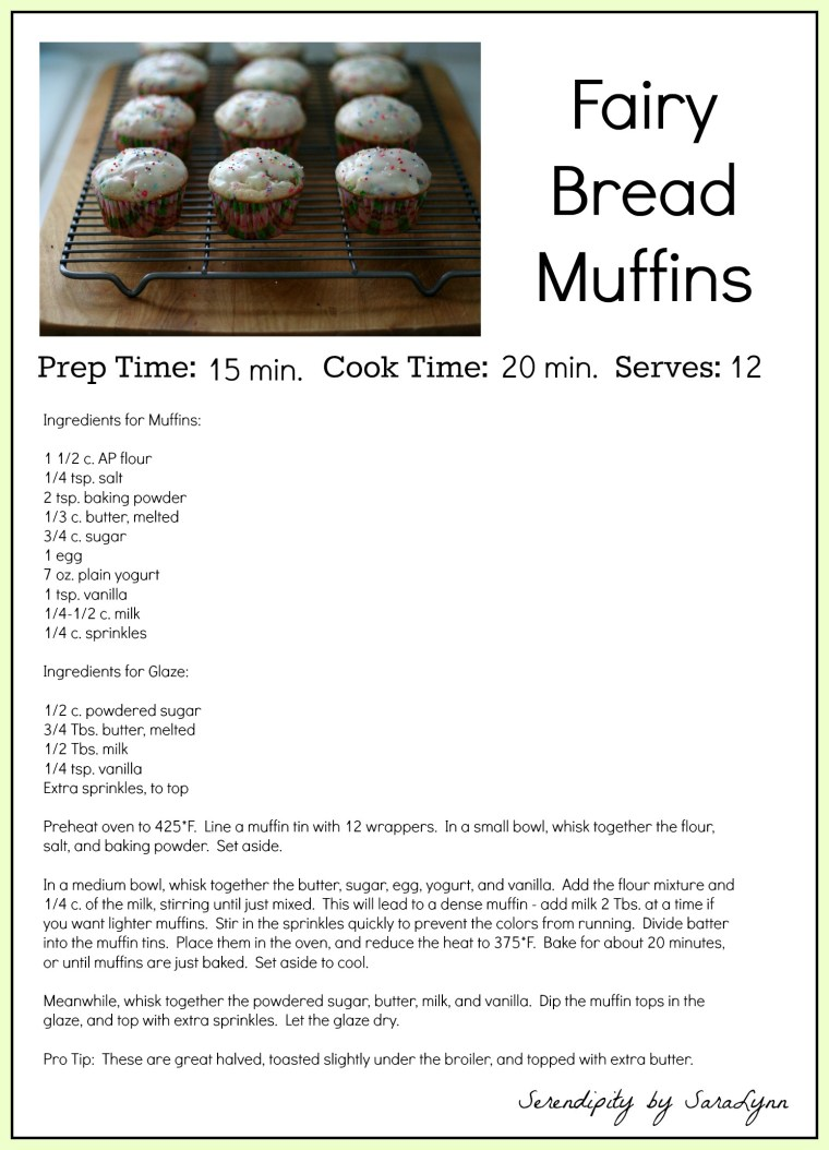 fairy-bread-muffins