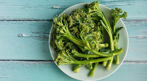 bimi verdura superalimento superfood