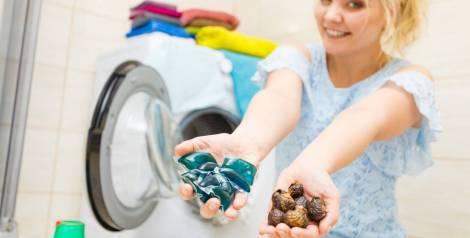 Nueces de lavado: alternativa ecológica para lavar la ropa