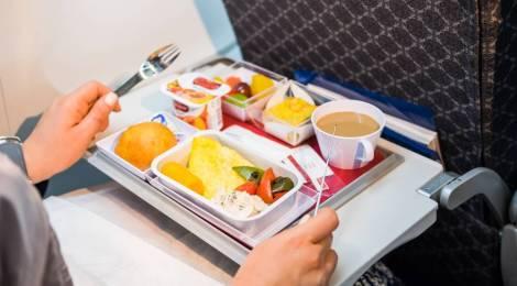 Los 7 mejores menús de avión en postpandemia