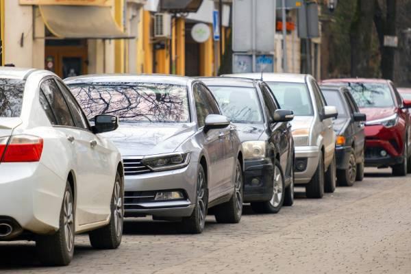 consejos aparcar bien - aparcamiento en linea