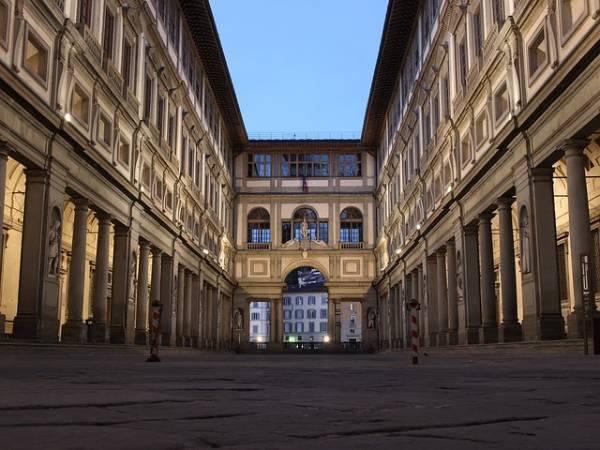 Museos que debes visitar - Galería Uffizi