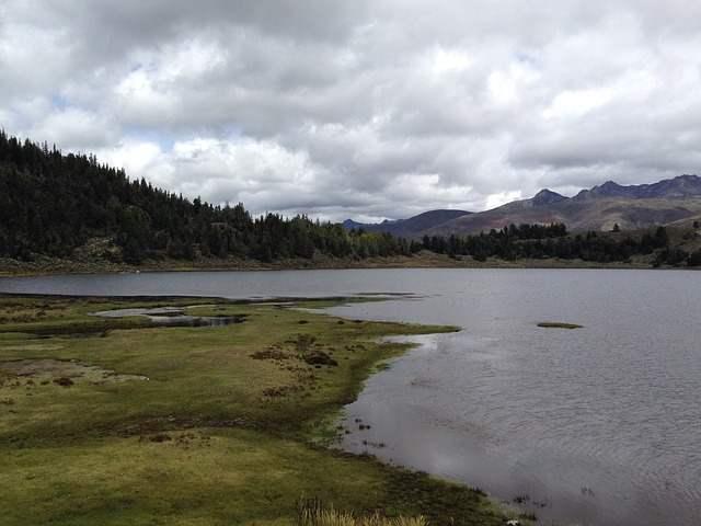Top 10 lugares Venezuela - laguna Mucubají
