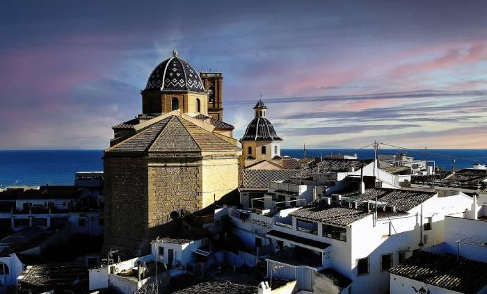 pueblos bonitos costeros Alicante - Altea