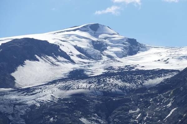 volcanes activos - Eyjafjallajökull