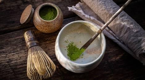 Beneficios del té matcha para tu salud