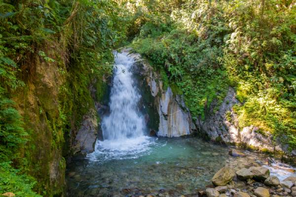 Joyas escondidas Perú - Jardines Mandor
