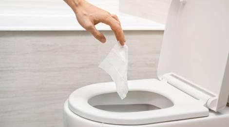 7 cosas que no deberías tirar nunca por el inodoro