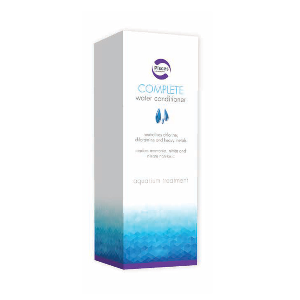 PISCES LABORATORIES Complete Water Conditioner 200mL