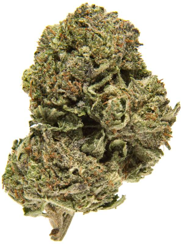 Platinum Bubba Kush flowers Serene Farms online dispensary