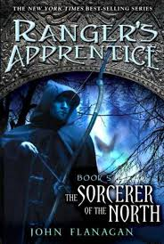 Ranger's Apprentice: The Sorcerer of the North (Book 5) By John Flanagan