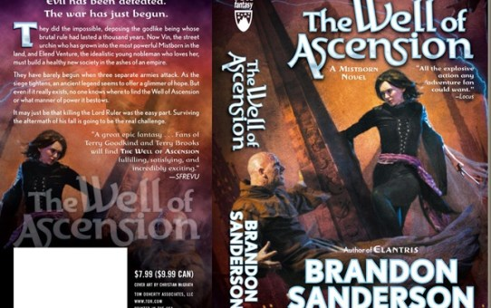 The Well of Ascension (Mistborn #2) by Brandon Sanderson