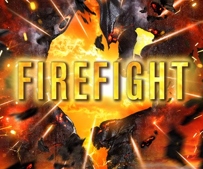 Firefight (Reckoners#2) by Brandon Sanderson