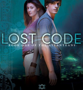 The Lost Code by Kevin Emerson