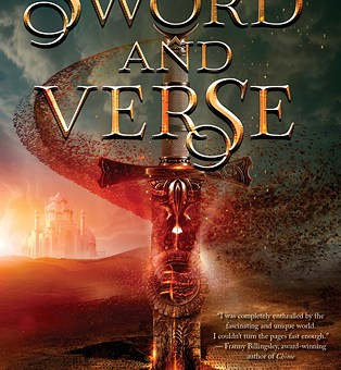 Sword and Verse (Sword and Verse #1) by Kathy MacMillan