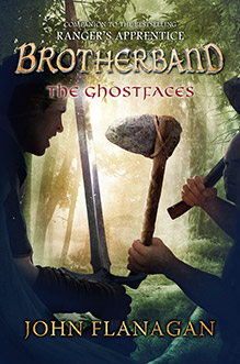 The Ghostfaces (Brotherband Chronicles #6) by John Flanagan