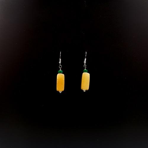 calcite earrings