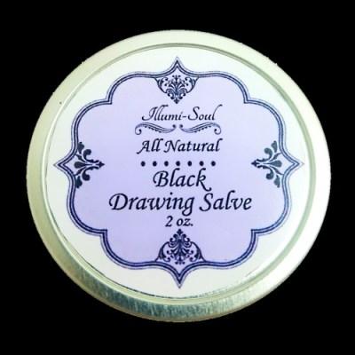 Black Drawing Salve