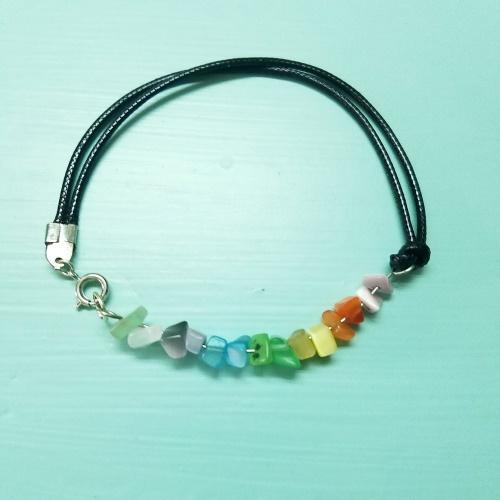 cats eye chakra bracelet
