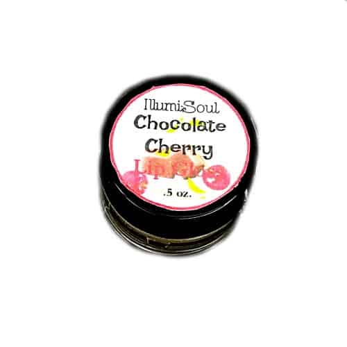 chocolate cherry lip gloss