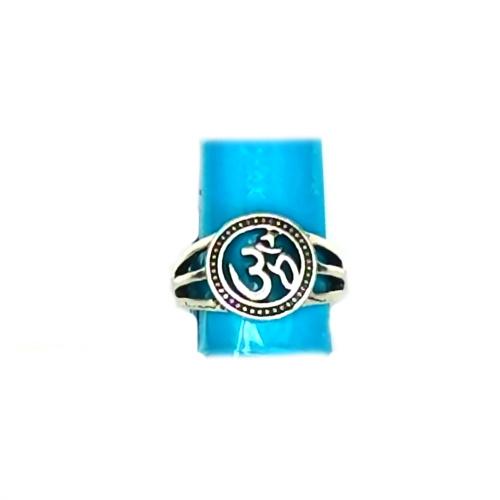 silver om ring