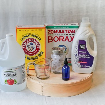 Natural Laundry Detergent That Really Works