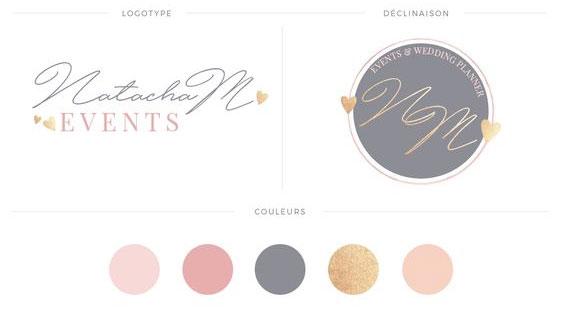 création-identité-visuelle-event-planner-brand-board