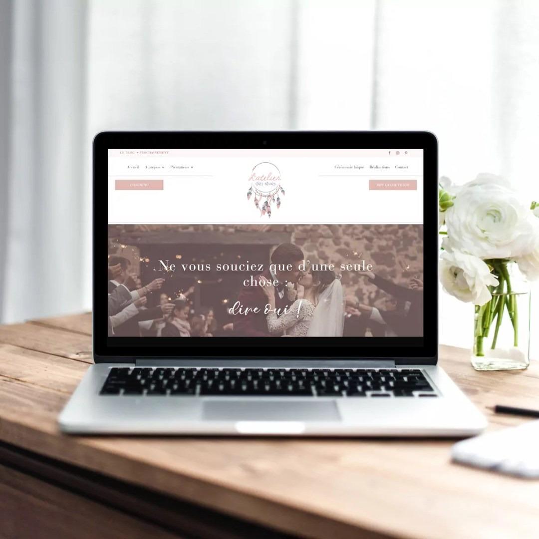 Création-de-site-web-pour-entrepreneuses-wedding-planner