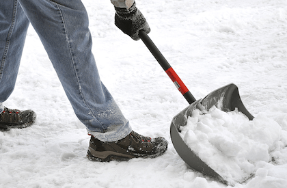 snow removal help for homeowners