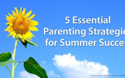 5 Essential Parenting Strategies for Summer Success