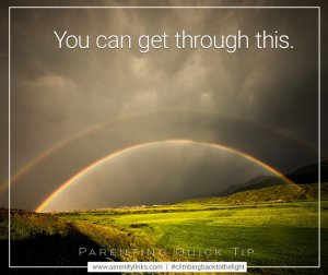 You can get through this!