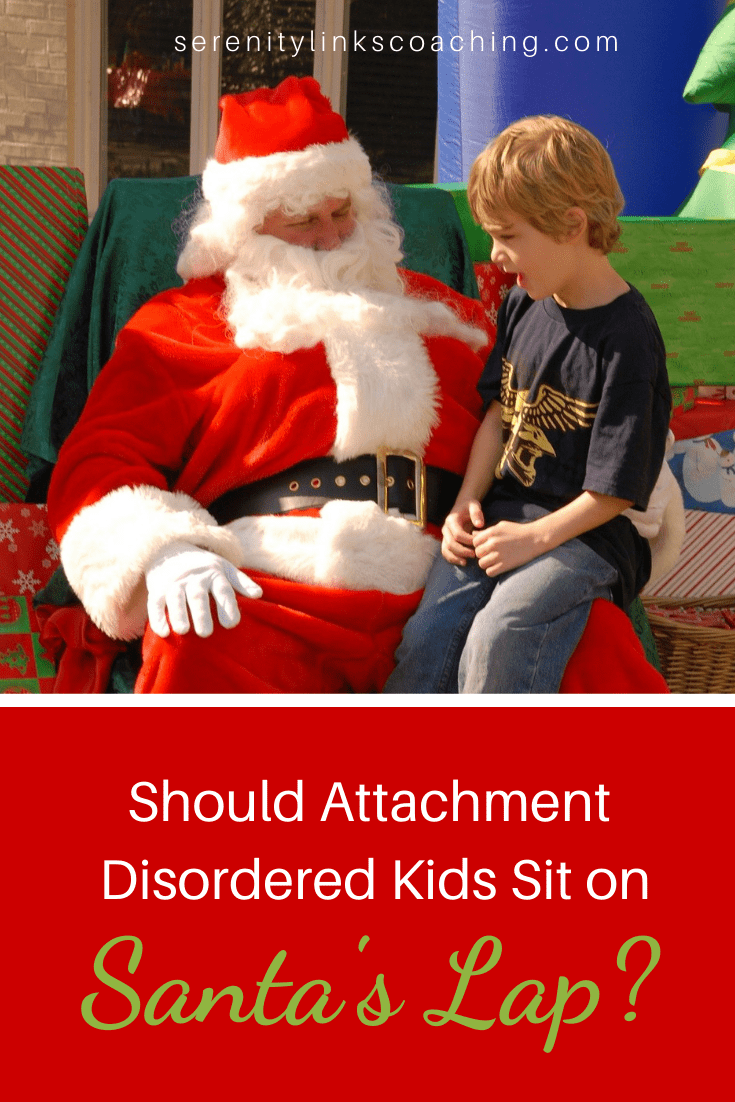 Could Hanging Out with Santa Trigger Your Child?