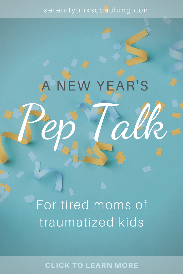 New Year\'s Pep Talk
