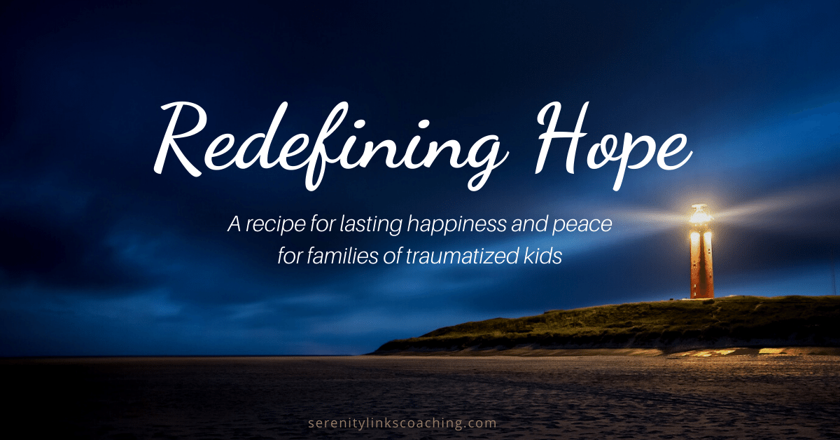 Hope is a verb and also a roadmap to lasting peace and healing for families of RAD kids who suffer from issues related to developmental trauma including reactive attachment disorder, fetal alcohol spectrum disorders and/or complex PTSD.