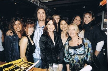 Kim Coates sons of anarchy cast party