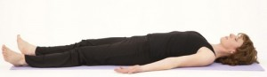 Savasana Or Corpse Pose