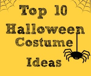 Top 10 Halloween Costume Ideas