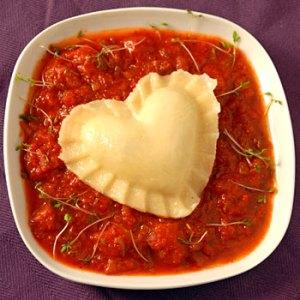 Hearty Ravioli