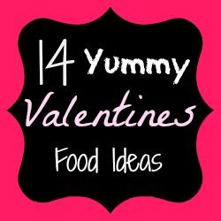 14 Yummy Valentines Food Ideas