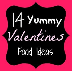 14 Yummy Valentines Food Ideas