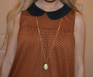 How to Make a Peter Pan Collar {guest Post}